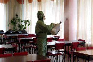 ДЕЗИНФЕКЦИЯ ТОЧЕК ОБЩЕПИТА В Тюмени